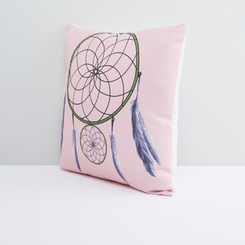 Dreamcatcher Printed Filled Cushion