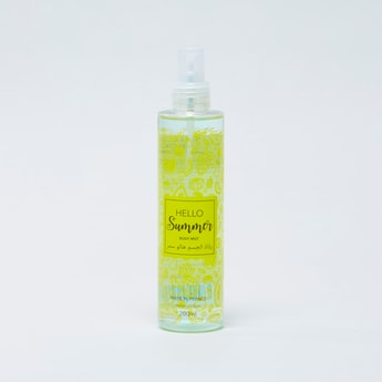 Hello Summer Body Mist - 200 ml