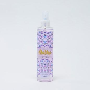 Malika Body Mist - 200 ml