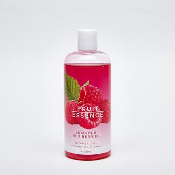 جل استحمام برائحة التوت الأحمر من فروت إيسينس