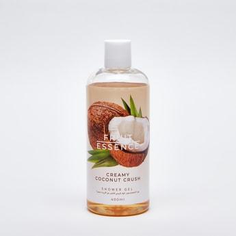 Fruit Essence Creamy Coconut Crush Shower Gel - 400 ml