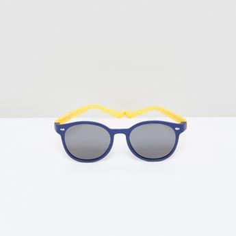 Full Rim Round Sunglasses