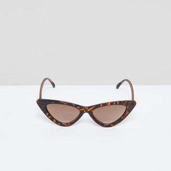 Full Rim Cat Eye Sunglasses