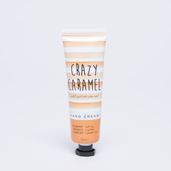 Crazy Caramel Hand Cream - 30 ml