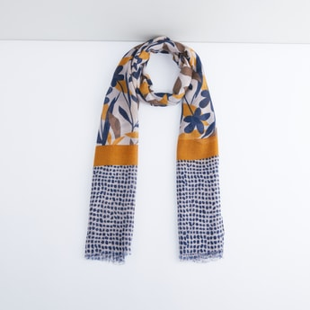 Printed Rectangular Scarf