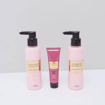 Bath and Body 3-Piece Gift Set