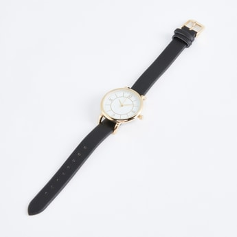 Ananlogue Wristwatch and Straps Set
