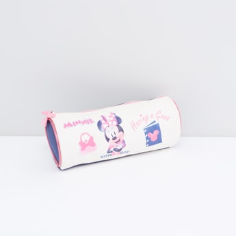 Minnie Mouse Printed Pencil Case