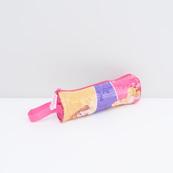 Sequinned Pencil Case