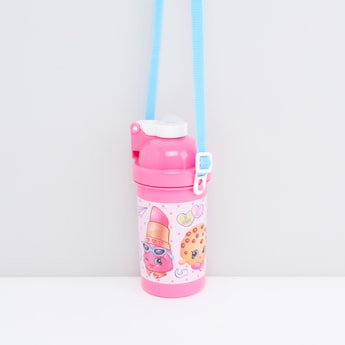 Printed Water Bottle with Sipper