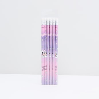 Minnie Mouse Printed Pencils