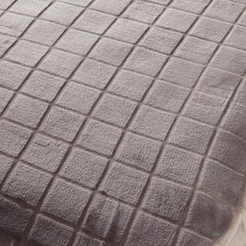 بطانية كاروهات - 200x220 سم