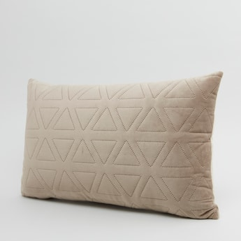 Perforated Rectangular Filled Cushion