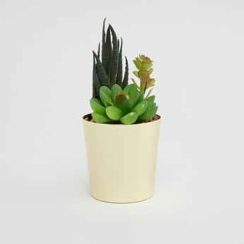 Artificial Plant with Pot -7x7 cms