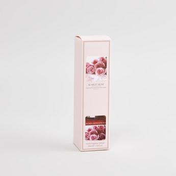 موزع عطور بأعواد القصب برائحة الورد القرمزي من سنسيشنز - 50 مل