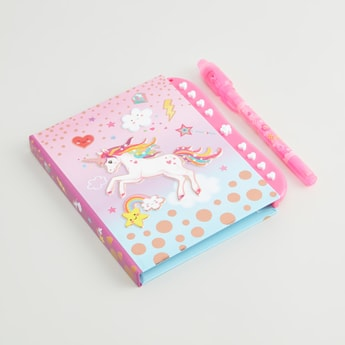 Printed 2-Piece Stationery Set