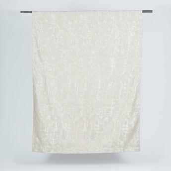 Jacquard Curtain Pair - 135x240 cms
