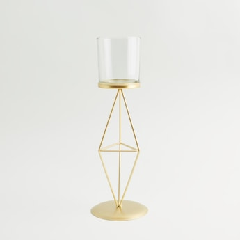 Decorative Candle Holder - 10 cms