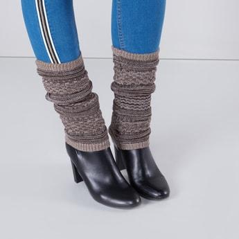 Ribbed Leg Warmers