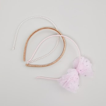 Set of 3 - Assorted Hair Band
