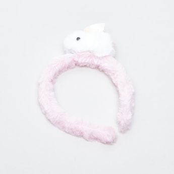 Hair Band with Rabbit Accent