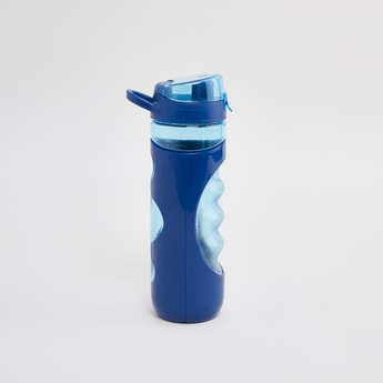 Grip Detail Water Bottle with Cap