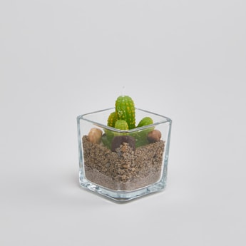 Potted Plant Candle - 5 cms
