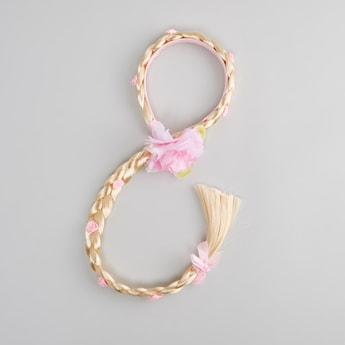 Braid Hairband with Extensions