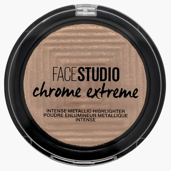 Maybelline New York Facestudio Chrome Extreme Highlighter - 67.8 gms