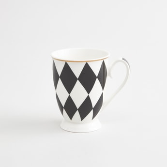 Printed Mug with Handle - 11x9 cms