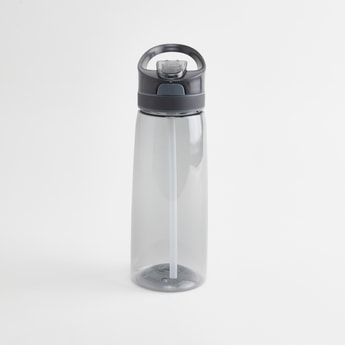 Sports Water Bottle with In-Built Straw