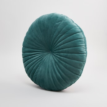 Textured Filled Cushion - 40 cms