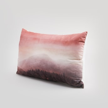Printed Filled Cushion - 30x50 cms