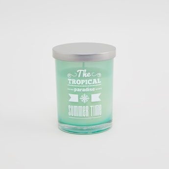 The Tropical Paradise Summer Time Jar Candle