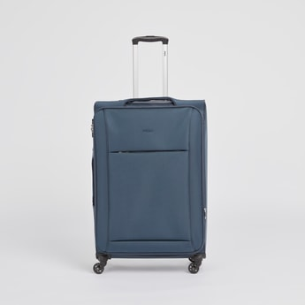 Soft Case Luggage with Retractable Handle - 47x31x68 cms