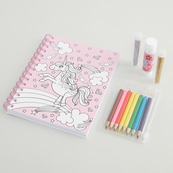Printed Stationery Set