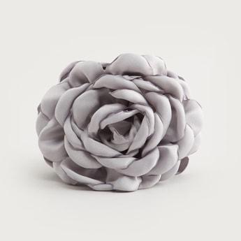 Flower Shaped Hair Clamp