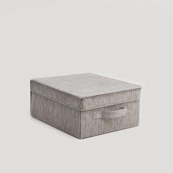 Textured Storage Box - 33x25x15 cms