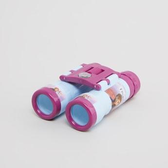 Frozen Printed Binoculars