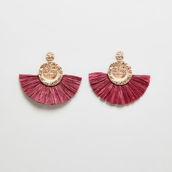 Fringe Detail Earrings