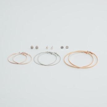 Set of 6 - Assorted Earrings Set