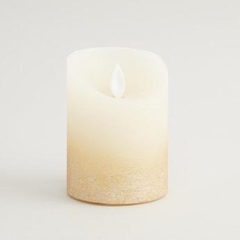 LED Candle - 7.5x10 cms