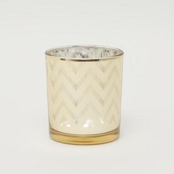Cylindrical Shaped Candle Holder