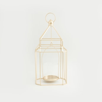 Birdcage Shaped Candleholder