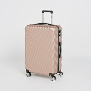 Solid Hard Case Trolley with Spinner Wheels
