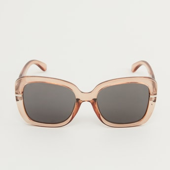 Full Rim Sunglasses with Nose Pads