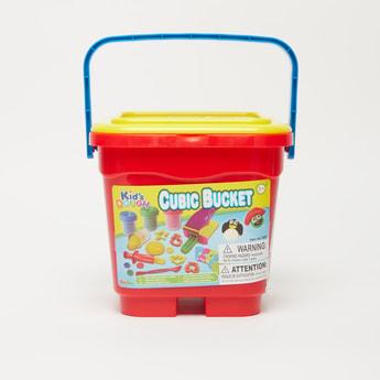 Cubic Bucket Dough Playset