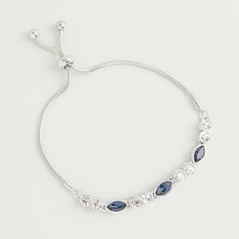 Studded Adjustable Bracelet