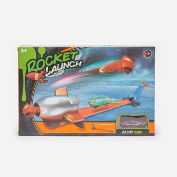 طقم ألعاب إطلاق الصاروخ