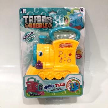 Train Bubble Blower